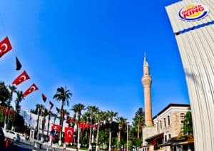 Things to do in Bodrum Turkey - Merkez Adliye Mosque
