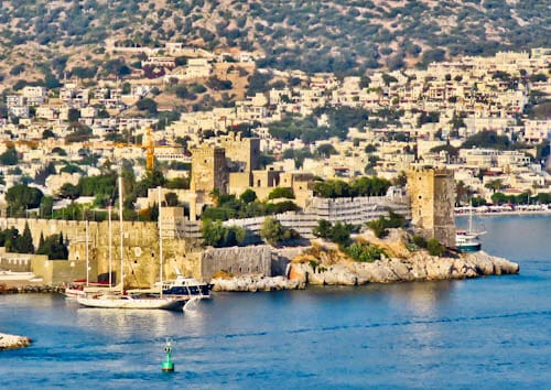 Things to do in Bodrum Turkey - Bodrum Castle