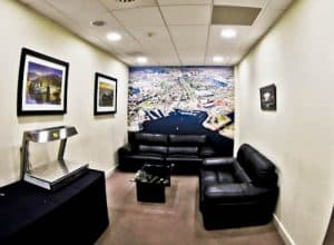 Cardiff City Stadium Tour - Managers Office