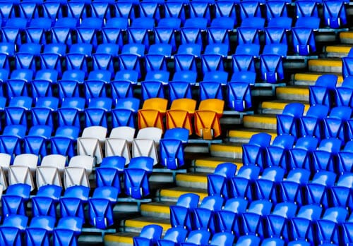 Cardiff City Stadium Tour - Yellow Seats
