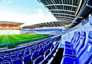 Cardiff City Stadium Tour - Directos Box