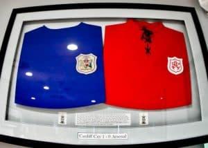 Cardiff City Stadium Tour - Museum