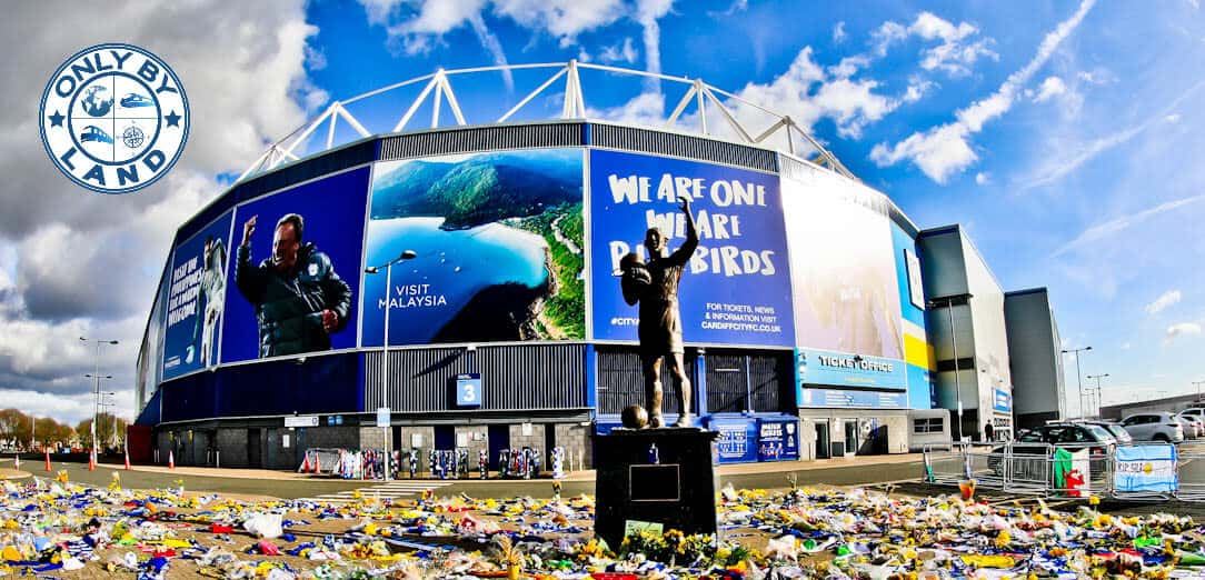 Cardiff City Stadium Tour - Wales