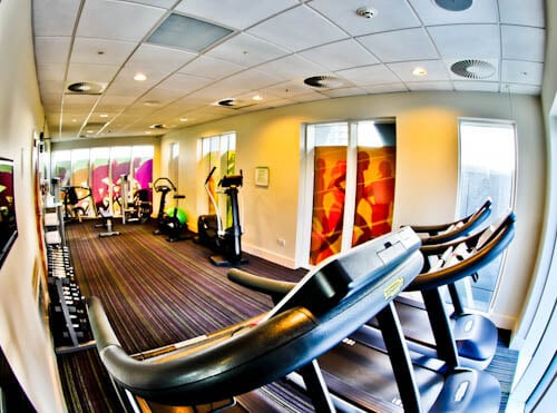 Holiday Inn - Hotels in Stratford London - Onsite Gym