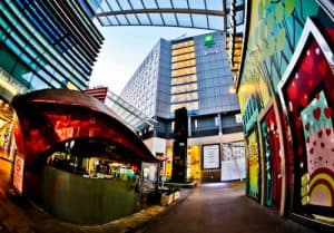 Holiday Inn - Hotels in Stratford London - Location