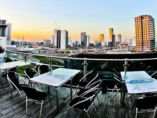 Holiday Inn - Hotels in Stratford London - Balcony