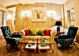 Lords of the Manor - Luxury Hotel Cotswolds - Hare Lounge Area