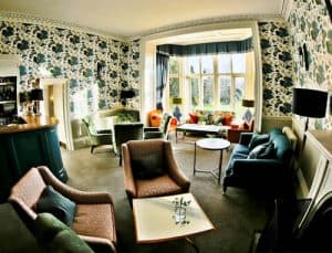 Lords of the Manor - Luxury Hotel Cotswolds - Bar and Lounge