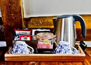 Lords of the Manor - Luxury Hotel Cotswolds - Complimentary Tea and Coffee