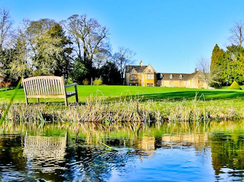 Lords of the Manor - Luxury Hotel Cotswolds - Location