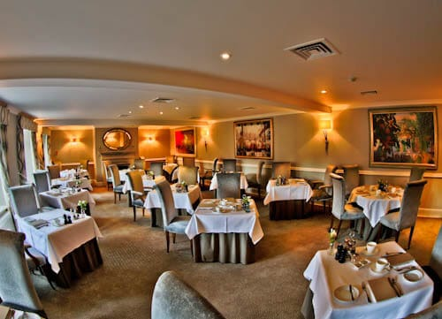Lords of the Manor - Luxury Hotel Cotswolds - Fine Dining Room