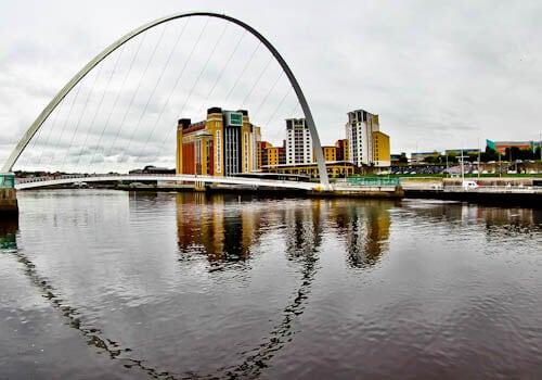 Newcastle Attractions - Bridges