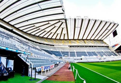 Newcastle Attractions - St. James' Park Stadium Tour