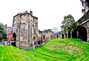 Newcastle Attractions - Castle