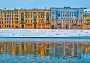 Northern Europe Cruise Destinations - Lithuania, Latvia and Estonia