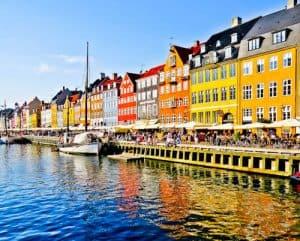 Northern Europe Cruise Destinations - Copenhagen, Denmark