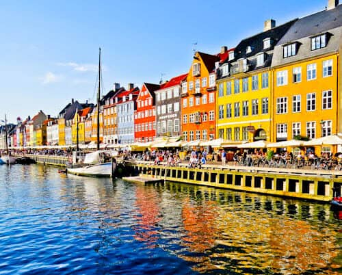 Northern Europe Cruise Destinations - Copenhagen, Denmark