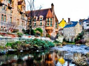 Northern Europe Cruise Destinations - Edinburgh, Scotland