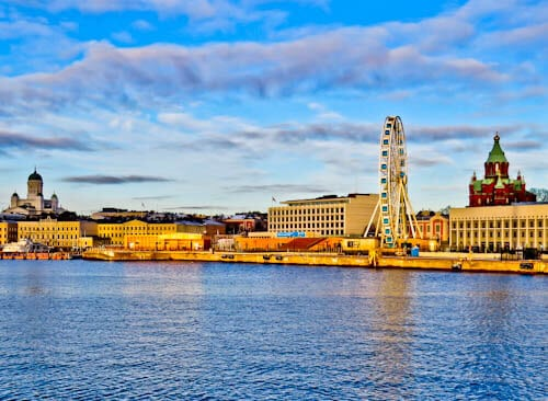 Northern Europe Cruise Destinations - Helsinki, Finland