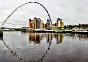 Northern Europe Cruise Destinations - Newcastle, England