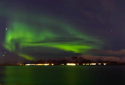 Northern Europe Cruise Destinations - Northern Lights