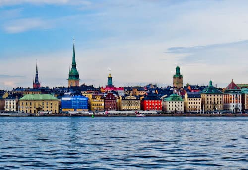Northern Europe Cruise Destinations - Stockholm, Sweden