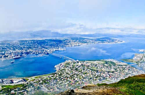 Northern Europe Cruise Destinations - Tromso, Norway