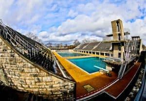 1936 Olympic Swimming Pool