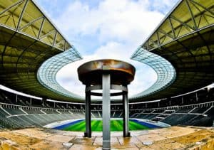 Olympiastadion - Berlin Olympic Stadium Tour - 1936 Berlin Olympic Games Olympic Torch