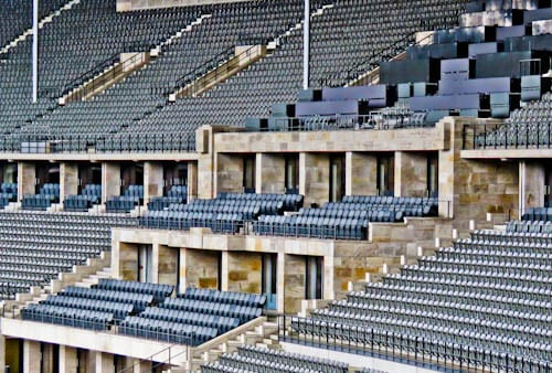 Olympiastadion - Berlin Olympic Stadium Tour - VIP Seats