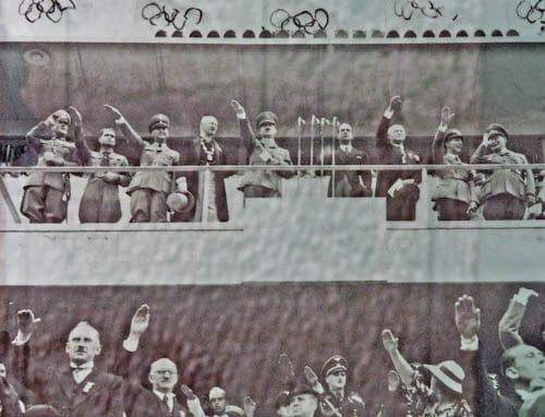 Olympic Stadium Berlin Hitler