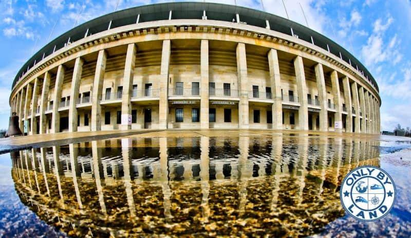 Olympiastadion - Berlin Olympic Stadium Tour