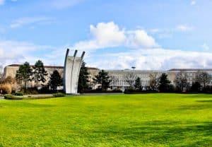 Hitler's Abandoned Tempelhof Airport - Nazi Architecture - Berlin - Airlift Memorial