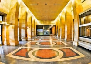 Hitler's Abandoned Tempelhof Airport - Nazi Architecture - Berlin - Arrivals and Airport Information