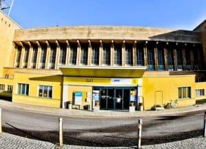 Hitler's Abandoned Tempelhof Airport - Nazi Architecture - Berlin - Tour Meeting Point