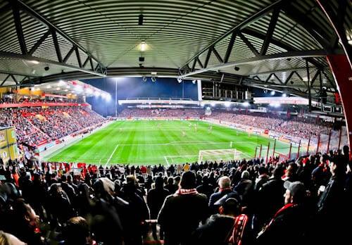 FC Union Berlin - Stadion An der Alten Forsterei