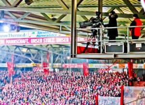 FC Union Berlin Stadium - Media Section