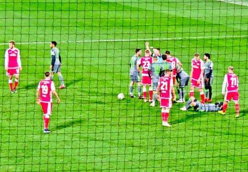 FC Union Berlin Stadium - FC Union Vs Ingolstadt