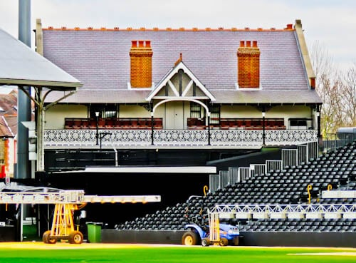 Craven Cottage - Fulham FC Stadium Tour - Location