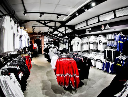 Craven Cottage - Fulham FC Stadium Tour - Fulham FC Club Shop