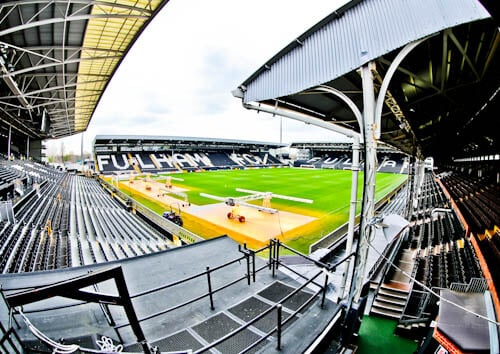 Craven Cottage - Fulham FC Stadium Tour - Facts