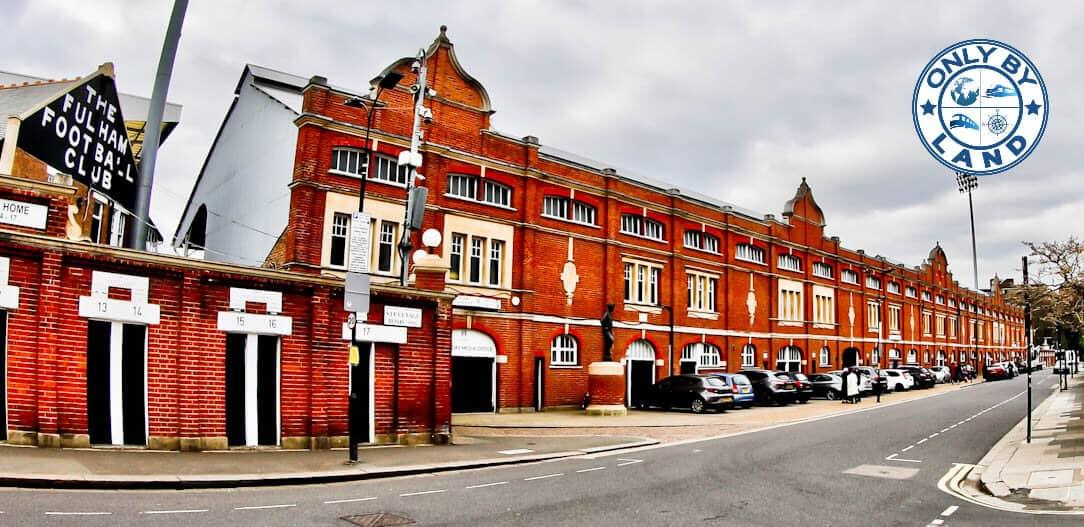Craven Cottage - Fulham FC Stadium Tour