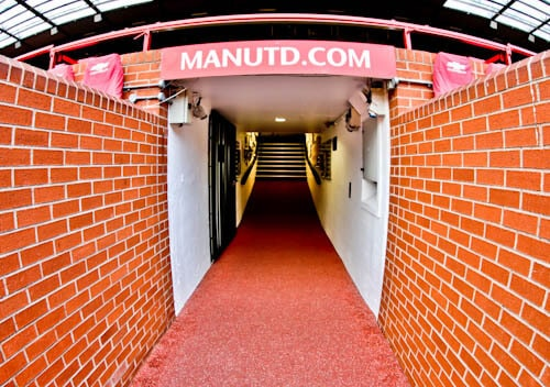 Old Trafford Stadium Tour - Theatre of Dreams - World War II