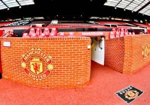 Old Trafford Stadium Tour - Theatre of Dreams - Time Capsule