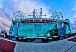Old Trafford Stadium Tour - Theatre of Dreams - Location