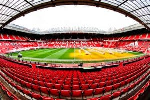 Old Trafford Stadium Tour - Theatre of Dreams - Facts