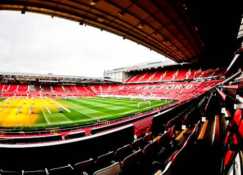 Old Trafford Stadium Tour - Theatre of Dreams - VIP Seats