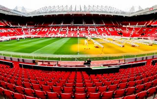 Old Trafford Stadium Tour - Theatre of Dreams