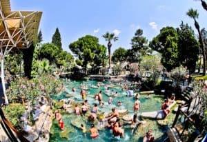 Pamukkale Turkey - Ancient Pools