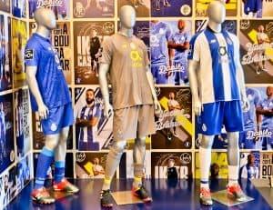 FC Porto Stadium Tour - Estadio Do Dragao - Club Shop